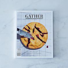 Gather Journal: Issue 3, Spring/Summer 2013, Rough Cut