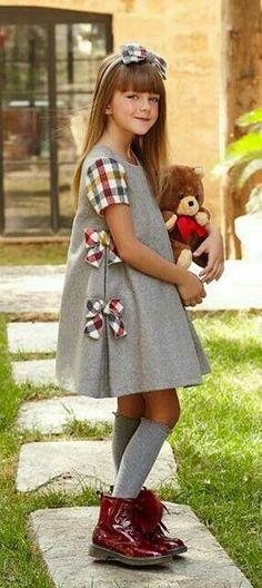 Adelaide sundress in size 1 - Lorena Little Girl Fashion, Kids Fashion, Baby Dress Design, Girl Dress Patterns, Little Girl Dresses, Baby Sewing, Kind Mode, Kids Wear, Cute Dresses