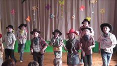 Osioł Stefan taniec w stylu Country dla dzieci