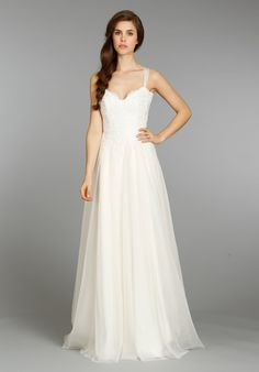 Blush by Hayley Paige 1352 - Adair Wedding Dress - The Knot