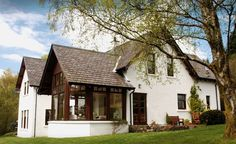 Country Collection design at its best with over-hanging eaves and a wonderful sun room. Flat Pack Homes, Grand Designs, Coastal Homes, Sunroom, Country Style, Home Buying, Interior Inspiration, Home And Garden, Exterior