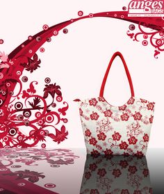 A floral tote to carry all your essentials in.