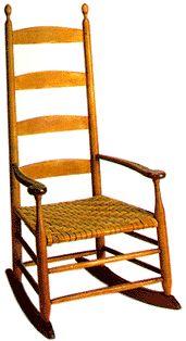 antique shaker rocking chair pinterest rocking chairs shaker
