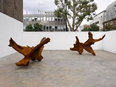 Ai Weiwei: Roots at Lisson Gallery, London - Arte Fuse Ai Weiwei, Lion Sculpture, Steel Sculpture, Refugee Boat, Lisson Gallery, Tree Felling, Giant Tree, Tree Roots