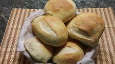 Kenyér, zsemle és kifli (egy tésztából) - Ketkes.com Hamburger, Paleo, Bread, Recipes, Food, Rezepte, Essen, Hamburgers, Breads