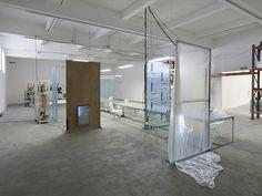 "Yuri Pattison ""user, space"" at Chisenhale Gallery, London, 2016"