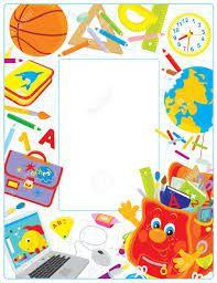 Картинки по запросу school clip art borders
