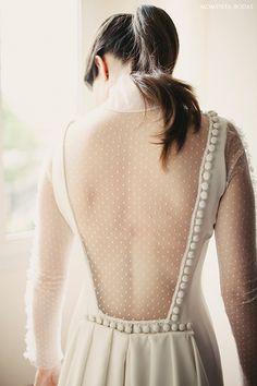 Vestido de novia - Plumeti - 2. La Tua Pelle