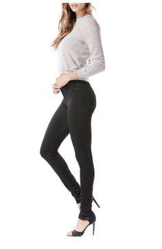 Level 99 Tanya High Rise #tanya #highrise #forever #black #denim #love #style #fashion #level99denim #level99 #jeans #bottoms #pants #holiday #fakingitflawless #theboutique