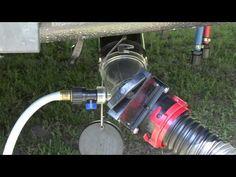 Valterra RV Flush King for Holding Tanks - http://www.valterra.com - YouTube