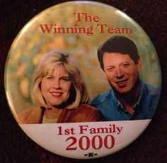 Al & Tipper Gore: The Winning Team: Family 2000