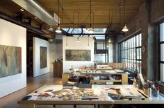 10 Favorites: Architect-Designed Art Studios - Yahoo Homes