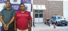 Empresário é preso suspeito de comprar carros roubados e clonar placas