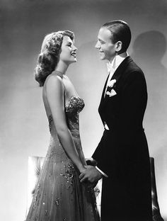 You Were Never Lovelier 1942 loved it. I love Fred Astaire movies