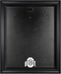 Ohio State Buckeyes Framed Logo Jersey Display Case