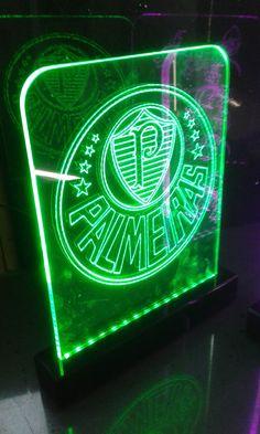 Laser engraved led edge lit acrylic Sign