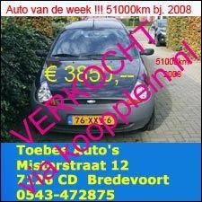 Toebes Auto's Misterstraat 12 Bredevoort