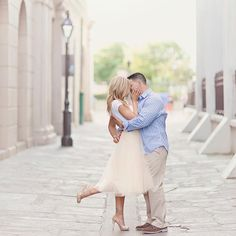 Space 46 blush tulle skirt, engagement session, romantic photoshoot, feminine fashion