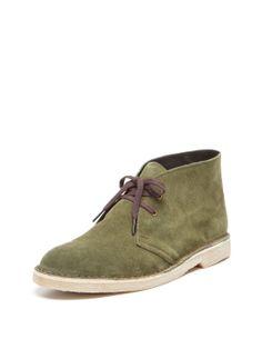 Sahara Chukka Boots  by McCarren & Sons at Gilt