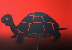 Turtle Garden Stake / Garden Art / Garden by RusticaOrnamentals, $39.99