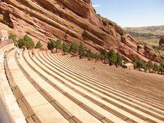 Red Rock Amphitheater, Colorado