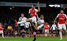 Arsenal's title race anxiety heightened by terror at Tottenham nightmare coming to pass