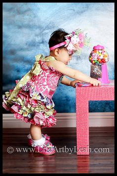 Spring GardenGORGEOUS 2 Pc Set12m to 10y by Twirlicious on Etsy, $88.00