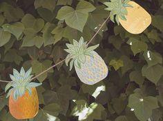 milowcostblog: fiesta de la piña: diy e ideas