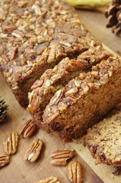 This Rawsome Vegan Life: banana bread #vegan #bread #recipe