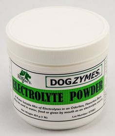 Dogzymes Electrolyte Powder