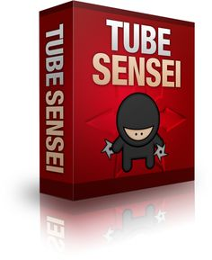 Tube Sensei Review : Outstanding Software That Lead To Excessive Free Traffic, Lightening Quick Video Rankings And Generating Tons Of Traffic From YouTube Then Set Your Video To Be Found On The Search Engines, To Consistently Ranking On The First Page Of Google & YouTube – by Edwin Torres, James Sides, and Steve Haase.