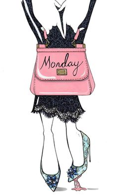 #monday by @aaronfavaloro| Be Inspirational ❥|Mz. Manerz: Being well dressed is a beautiful form of confidence, happiness & politeness