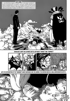 Read manga Fairy Tail 471: Until the war ends… online in high quality