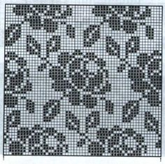 This Pin was discovered by Müz Knitting Charts, Knitting Stitches, Knitting Designs, Knitting Projects, Knitting Patterns, Crochet Patterns, Cross Stitching, Cross Stitch Embroidery, Cross Stitch Patterns