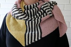 Knitted Shawls, Crochet Scarves, Knitted Fabric, Knit Crochet, Shawl Patterns, Knitting Patterns, Cocoon, Knitting For Charity, Knitting Wool