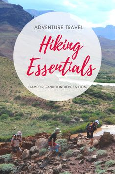 Want to give hiking a try? Make sure you are prepared for any hike with these hiking essentials - everything you need to pack for a day hike #hiking #backpack
