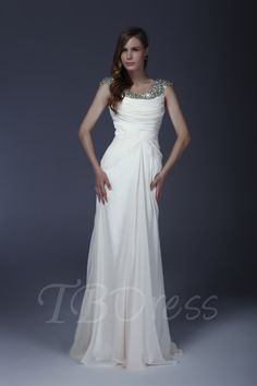 Tbdress.com offers high quality Beaded/Sequins Column Scoop Floor-Length Alicja's Mother of the Bride Dress Designer Mother of the Bride Dresses unit price of $ 144.39.