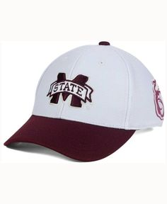 Top of the World Kids' Mississippi State Bulldogs Mission Stretch Cap