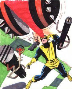 Cyclops by Steve Rude