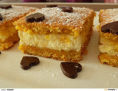 Sweets Cake, Dessert Recipes, Desserts, Bellisima, Tart, Sweet Tooth, French Toast, Food And Drink, Cooking Recipes