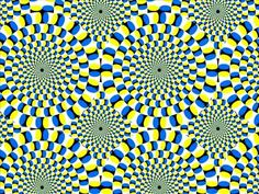 optical illusions. This is excellent and only 4 min!