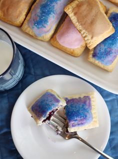 How to Make Homemade Pop Tarts with Pastry Filling | Pictures and Recipes to Make Hundreds of Pop Tarts including Chocolate Pop Tarts