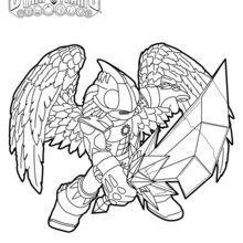Skylander trap team coloring pages jawbreaker cast ~ 1000+ images about Coloring-Skylanders on Pinterest ...