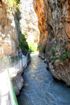 saklıkent kanyonu Fethiye Ölüdeniz'de gezilecek yerler