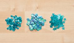 Color Theory Sequins Pack -  Something Blue  at @studio_calico