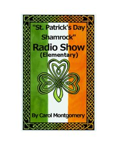 """St. Patrick's Day Shamrock"" Radio Show Readers Theater Scripts (Elementary) from Readers Theater All Year™ on TeachersNotebook.com - (13 pages) - See your students light up as they perform this humorous and informative Readers Theater script. Along the way they learn about the Irish; part of the heritage of our great nation."