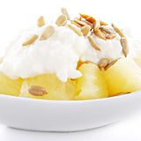 Pineapple & Cottage Cheese