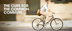 Urban utility bike from Trek
