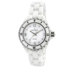 Womens Genuine Ceramic Bracelet Watch