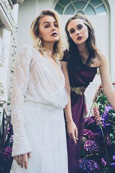Amazing Wedding Inspiration Shoot | Jessica Withey Photography | The Bijou Bride | Mr & Mrs Unique | Bridal Musings Wedding Blog